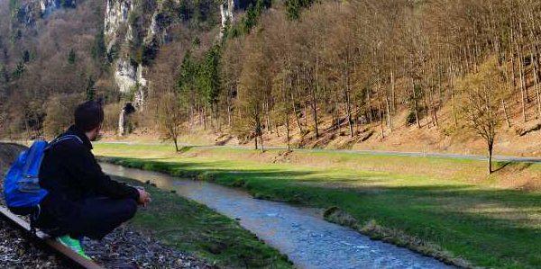 Wandern im Wiesenttal in der Fränkischen Schweiz