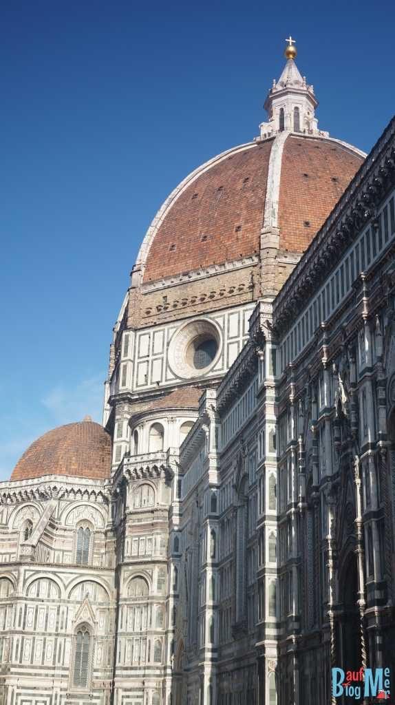Kuppel der Kathedrale von Florenz