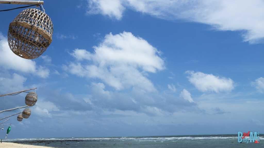 Strand unserer Unterkunft auf Ko Lanta