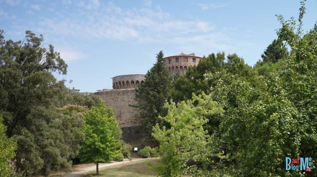 Park in Volterra