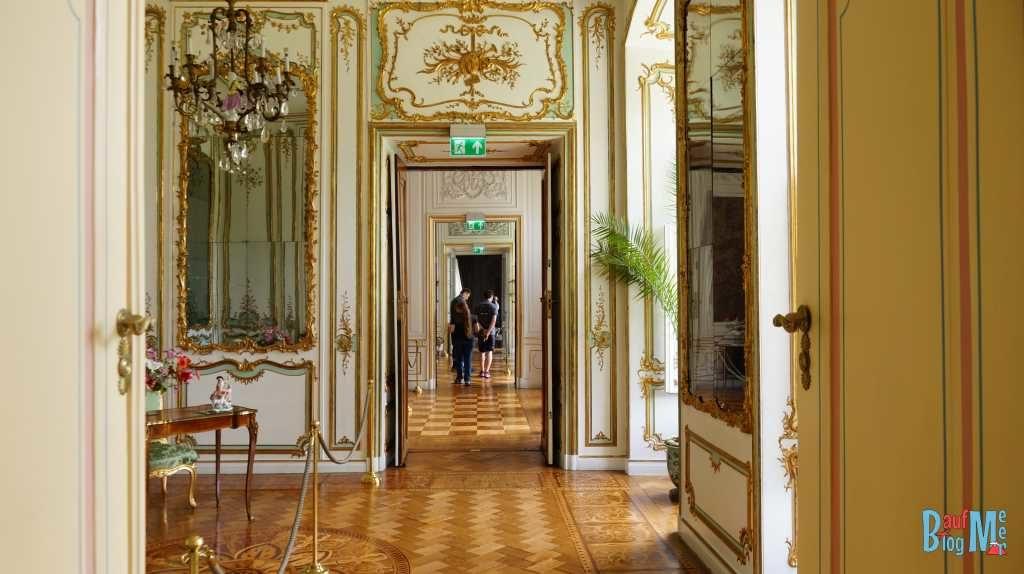 Pałac w Łancucie von Innen