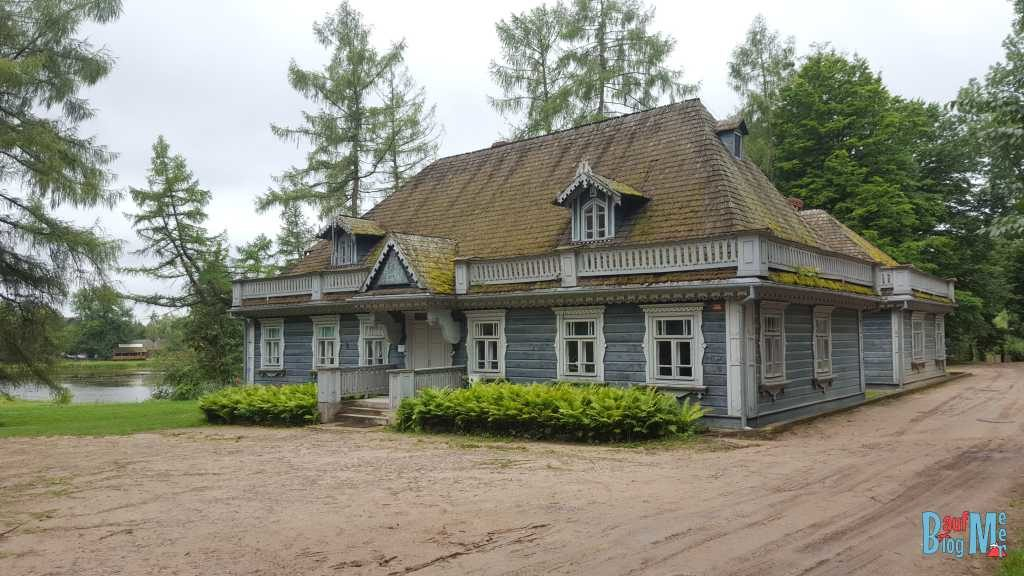 Ältestes Haus in Białowieża