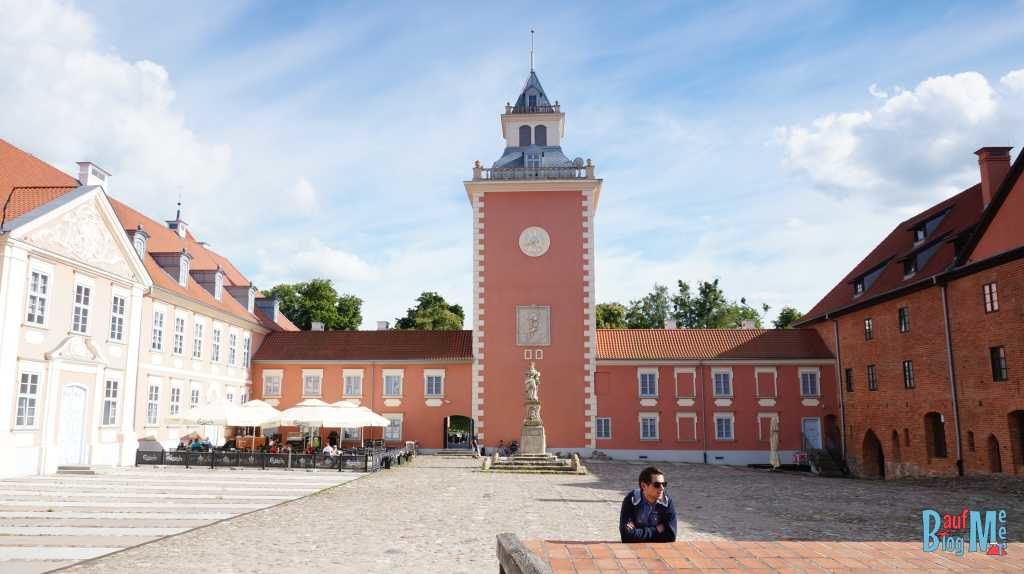 Bischofspalast in Warmińsk