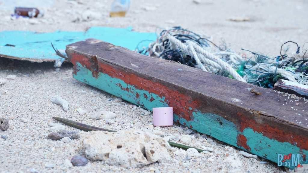 Auch Müll gibt manchmal ein schönes Fotomotiv ab