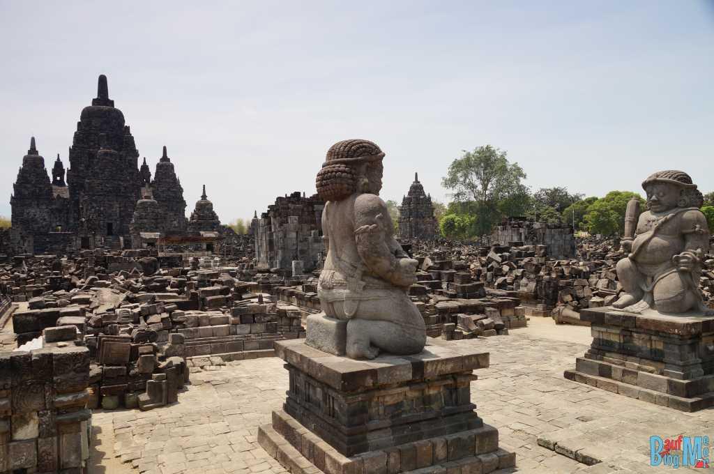 Sewu Tempel (wegen Restauration gesperrt)