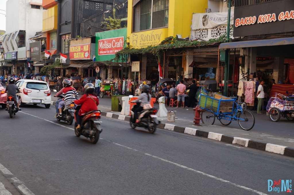 Malioboro Straße