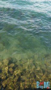 Irgendwo habe ich mal gelesen der Danau Toba soll dreckig sein!?