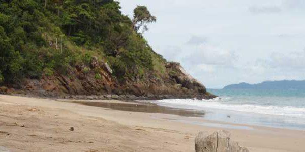 Strand im Mu Ko Lanta Nationalpark