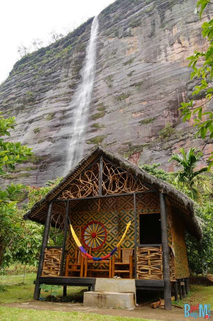 Unser Bungalow im Abdi Homestay (Harau Valley)