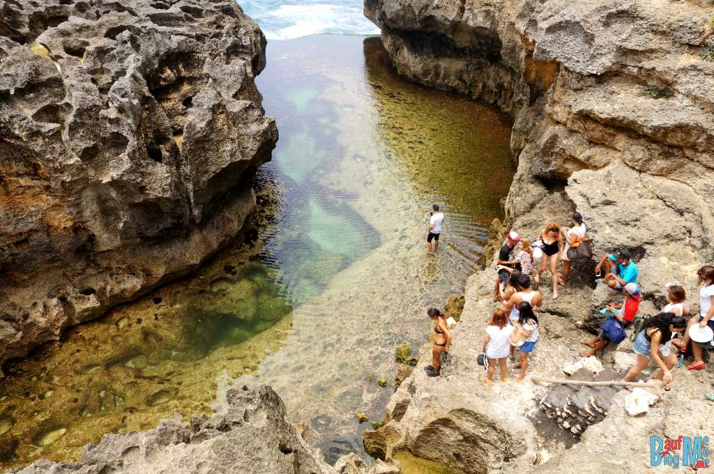 Naturbecken Angel's Billabong auf Nusa Penida
