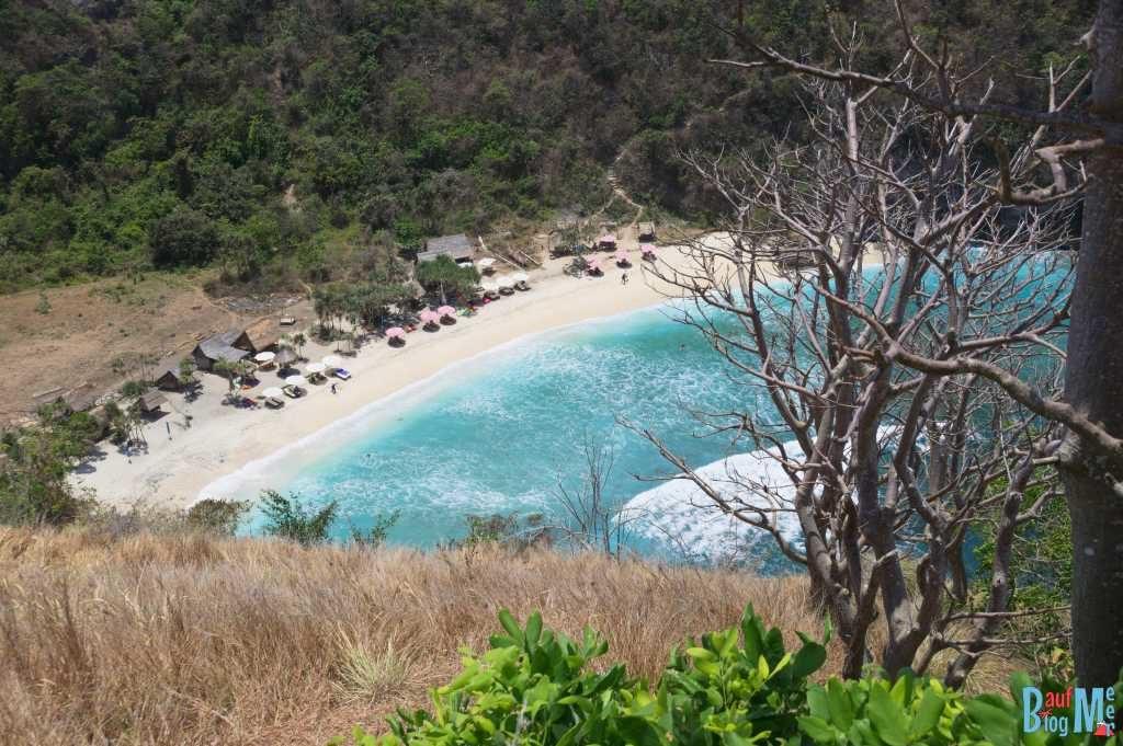 Atuh Beach Nusa Penida (zu Fuß erreichbar)