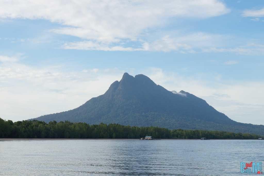 Berg Santubong bei Kuching