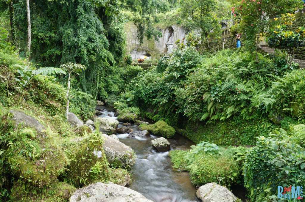 Bali ist: Tolle Tempel. Gunung Kawi Tempel