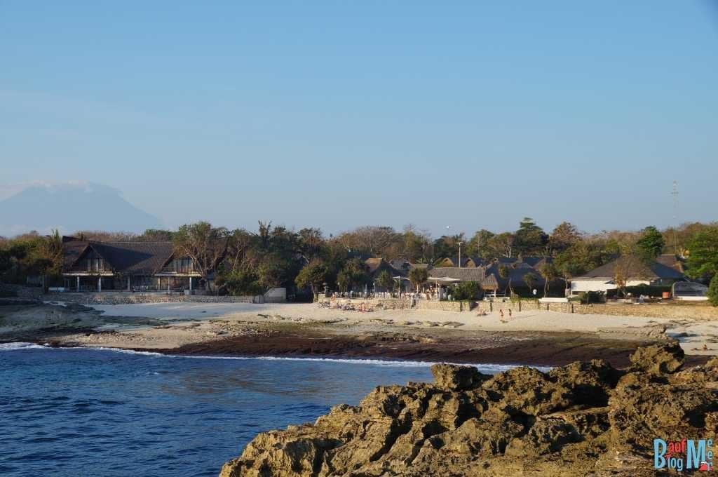 Sandy Bay auf Lembongan