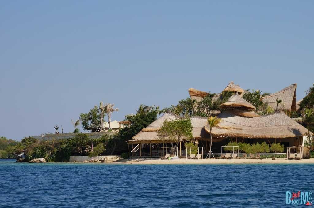 In der Banyuwedang Bucht lässt es sich auch schön übernachten