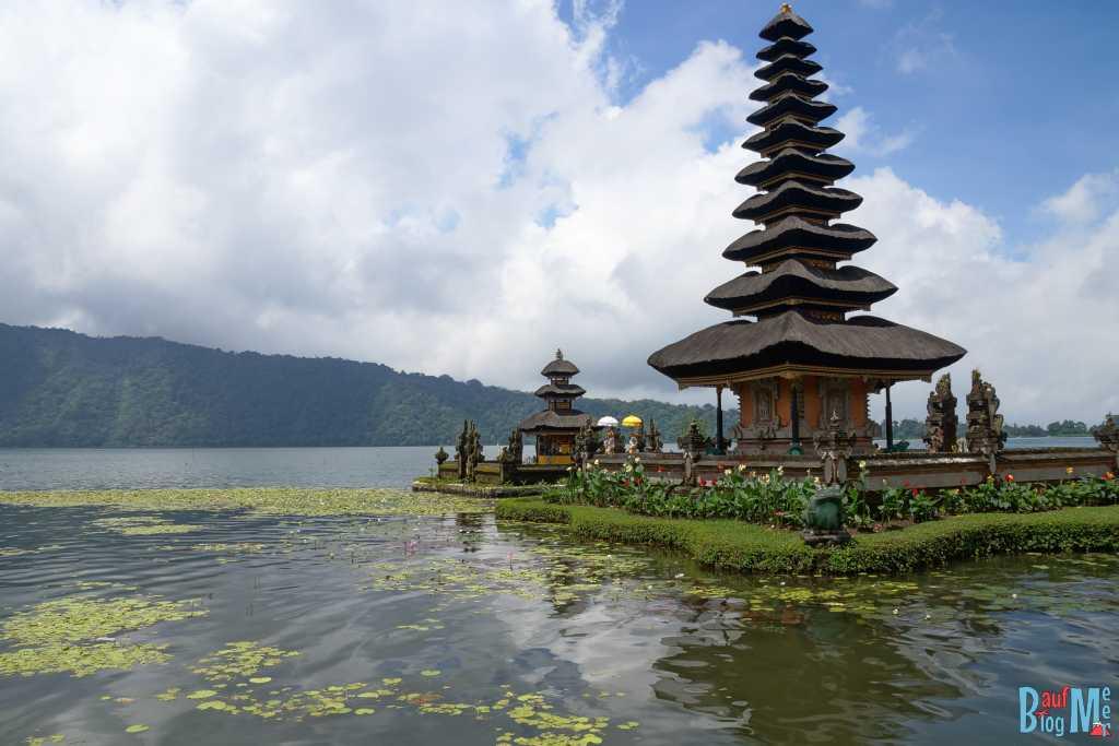 Tempel Ulun auf dem Danau Bratan