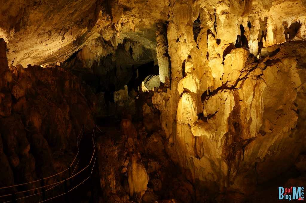 Wind Cave Zugang zum Adventure Caving im Gunung Mulu Nationalpark