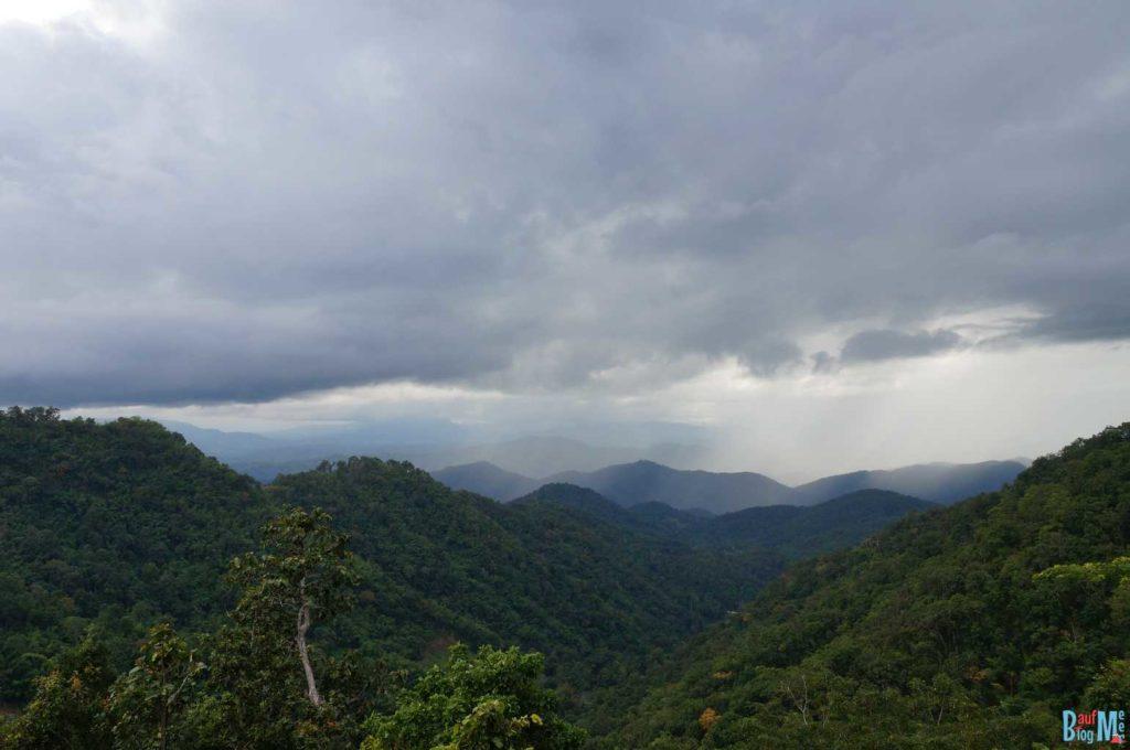 Ausblick auf den Khun Khan Nationalpark