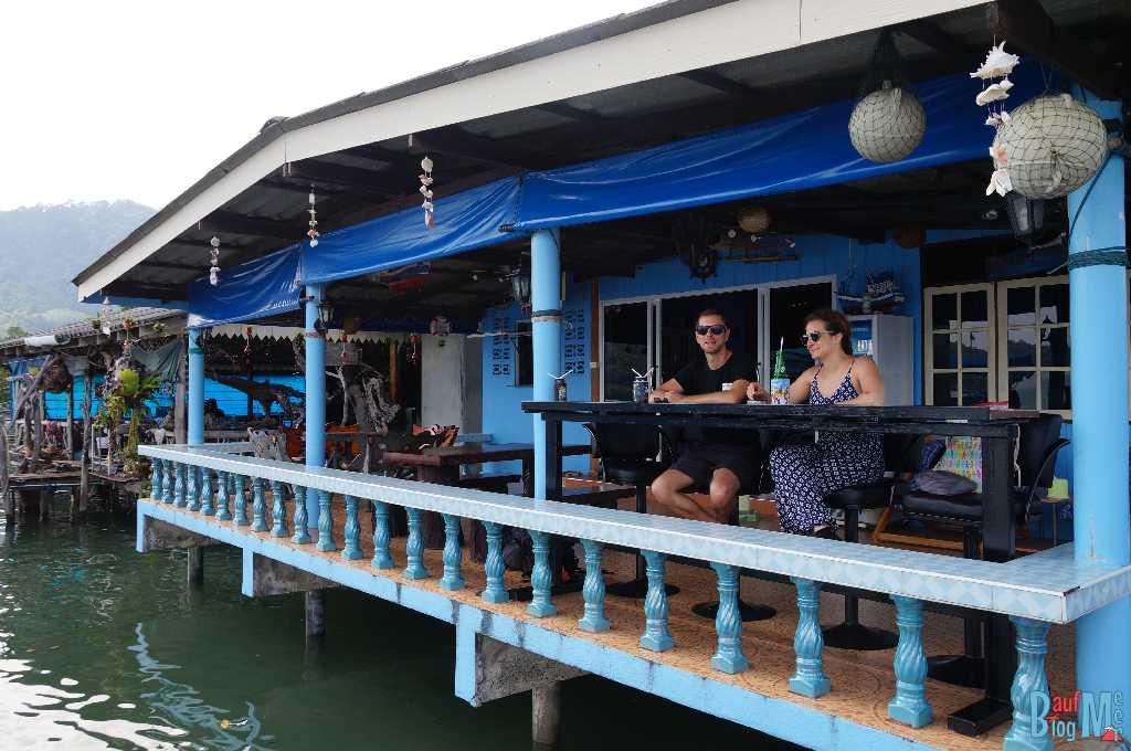 Restaurant im Ort Baan Salak Phet auf Ko Chang