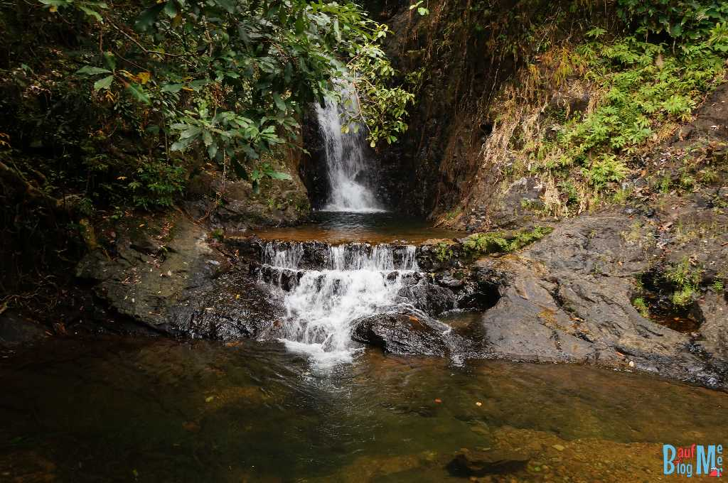 Khiri Phet Wasserfall auf Ko Chang