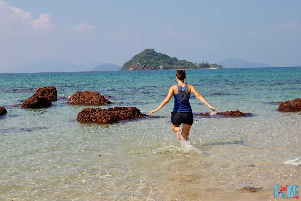 Meer beim Cococape Resort