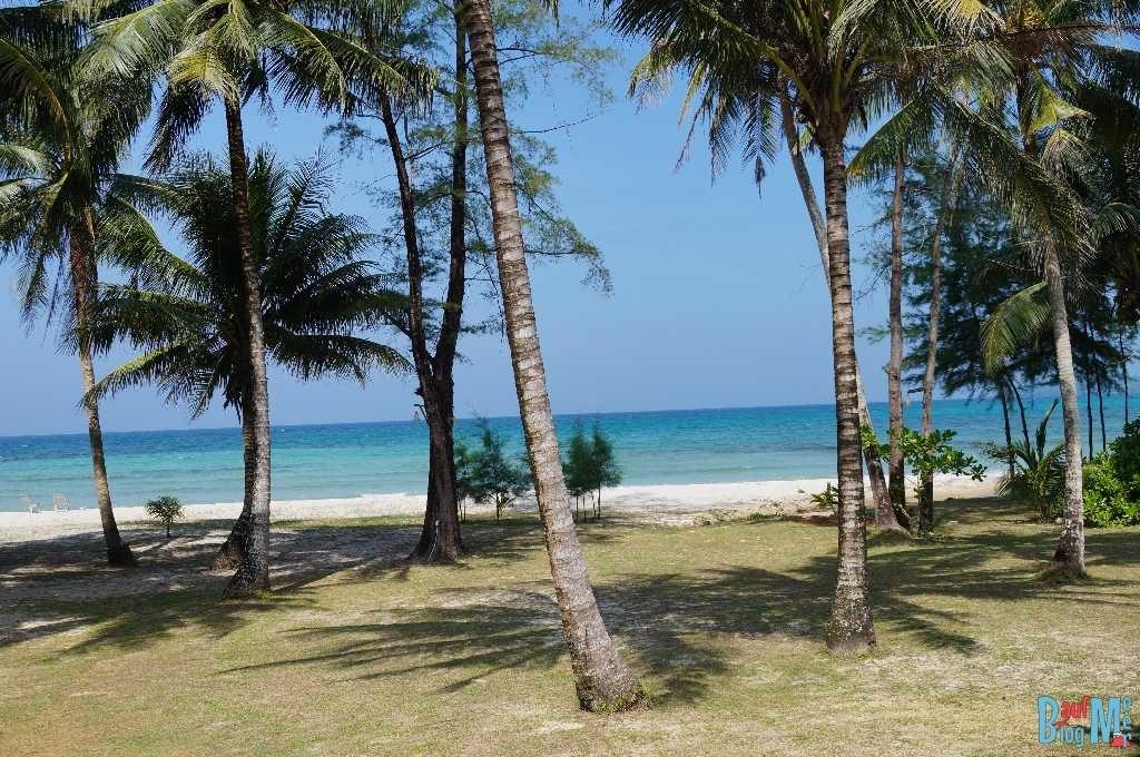 Strand des S Beach Resorts auf Ko Kood