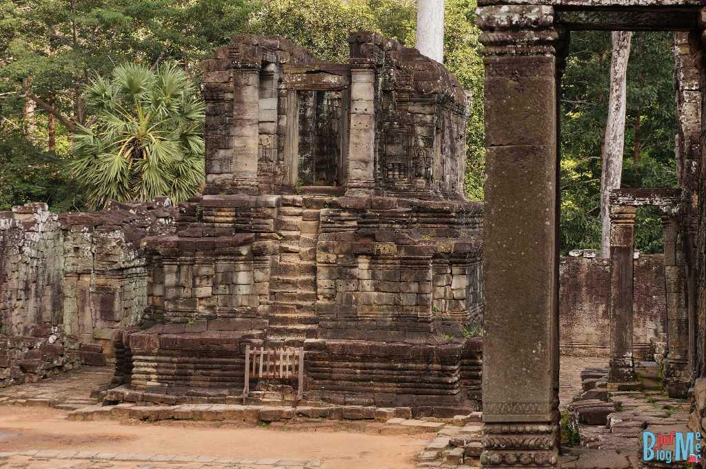 Schrein im Bayon Tempel