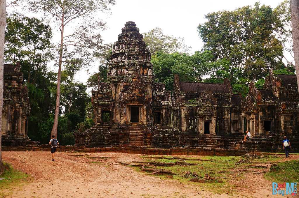 Thommanon Tempel