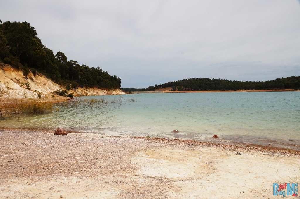 Lake Brockmann Westaustralien