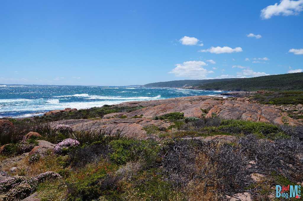 Küste beim Cape Leeuwin