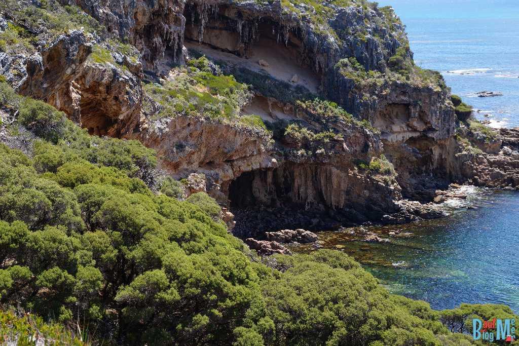 Felsklippen am Cape Naturaliste