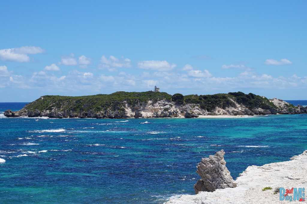 Insel vor Hamelin Bay