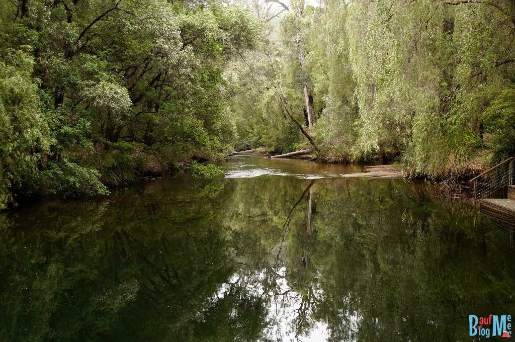Honeymoon Pool im Wellington Nationalpark