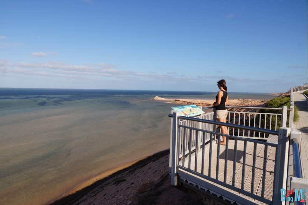 Aussichtspunkt von Eagle Bluff