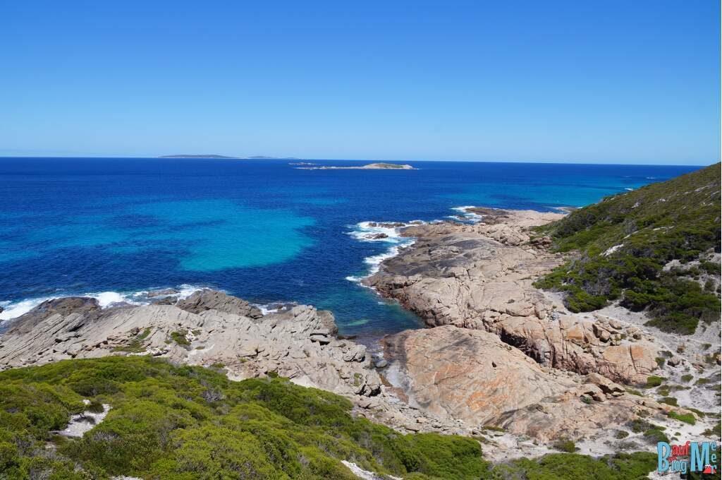 Aussicht vom Observatory Point am Great Ocean Drive