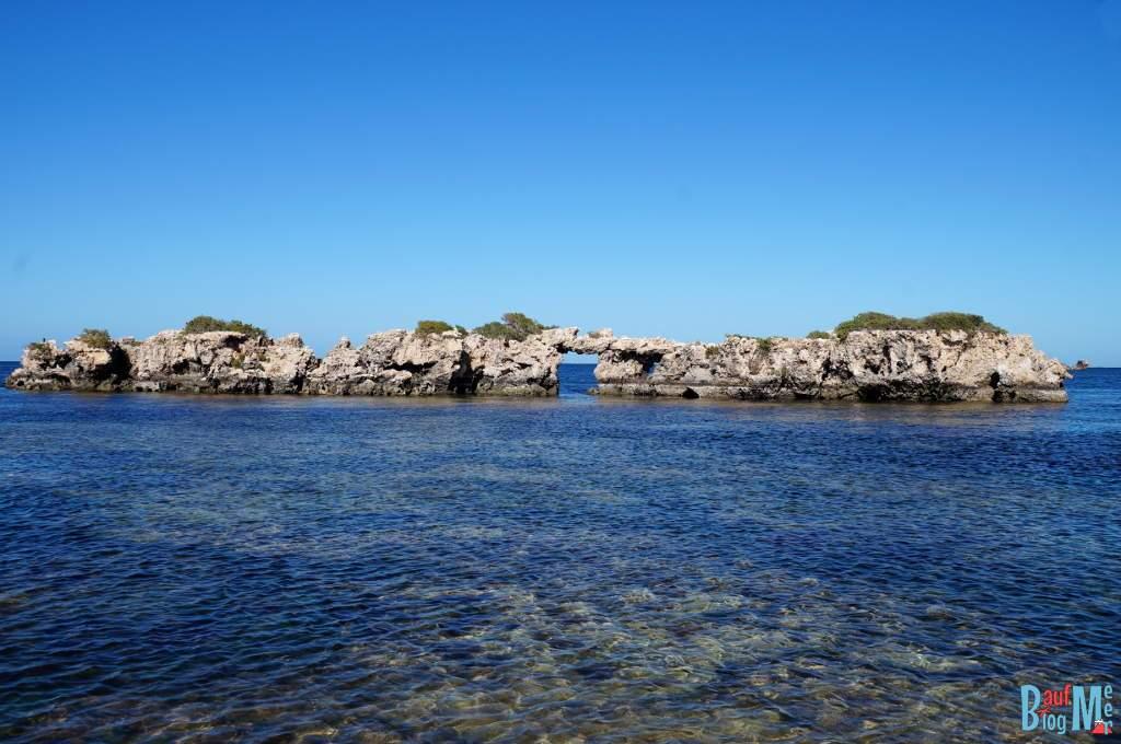 Felsentor Milligan Island