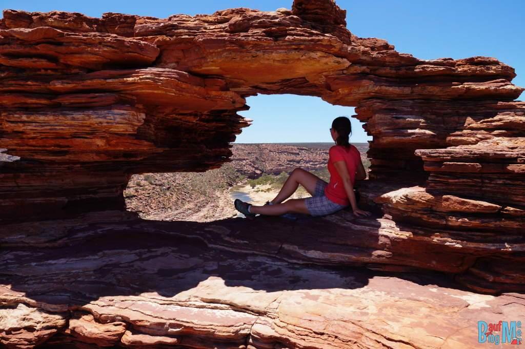 Natures Window Kalbarri Nationalpark