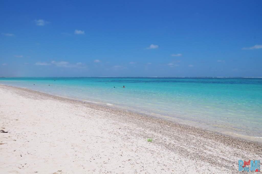 Strand der Sandy Bay