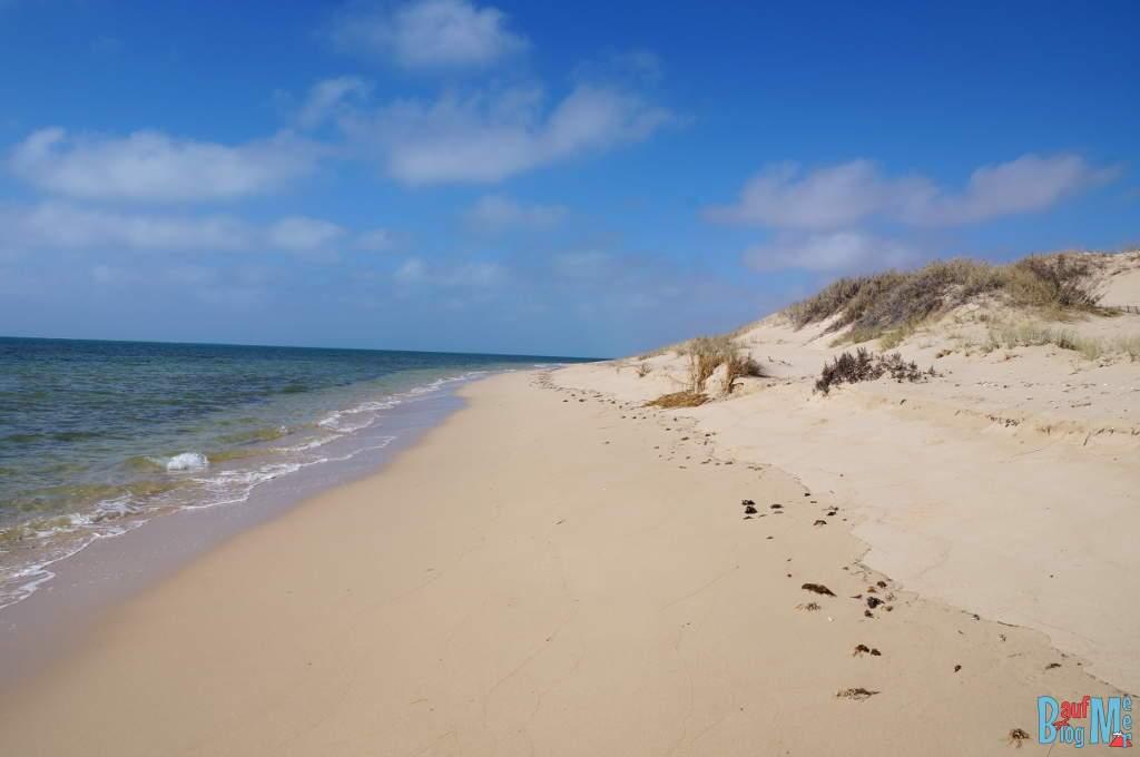 Strand beim Yardie Camp Ground