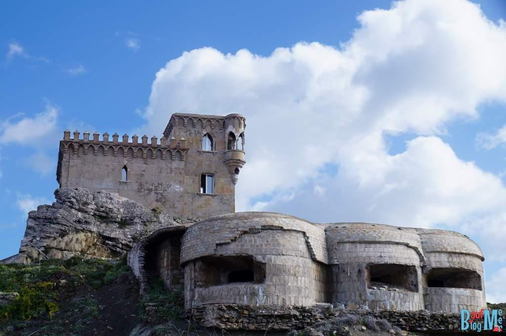 Ruinen in Tarifa Andalusien