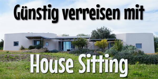 Günstig verreisen mit House Sitting