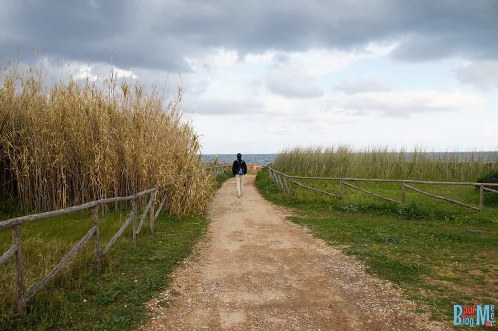 Spaziergänge im Naturpark Vendicari auf Sizilien