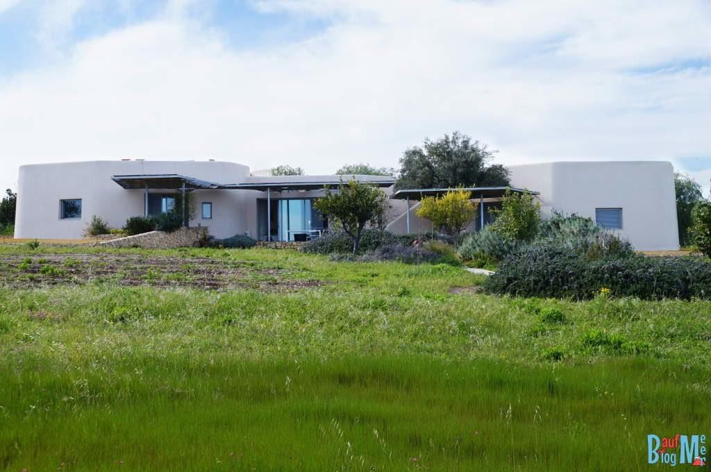 Auf ein Haus aufpassen beim House Sitting: Villa Vendicari Sizilien