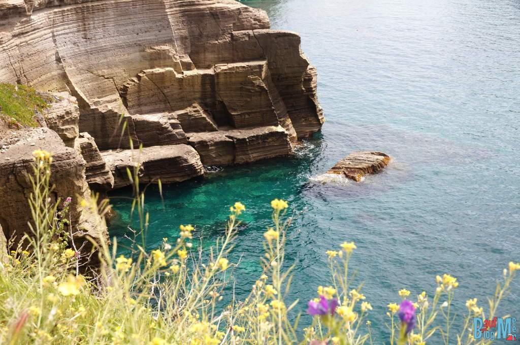 Bucht bei Sant Angelo auf der Insel Ischia