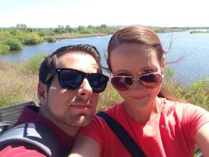 Blog auf Meer - Anna und Chris