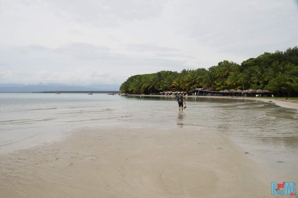 Playa Estrella in Bocas del Toro zur Regenzeit