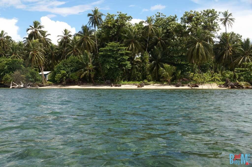 Insel Zapatilla, Bocas del Toro