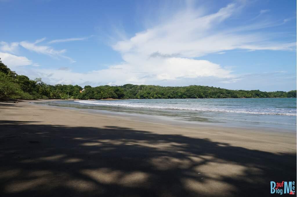 Playa Coco auf der Insel Boca Brava im Golf von Chiriqui
