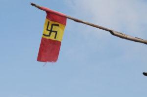 Swastika: Die frühere Guna Yala Flagge