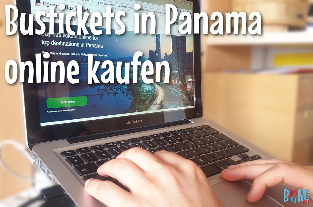 Bustickets online Panama